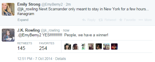 """""""Newt Scamander pretendia ficar apenas algumas horas em Nova Iorque..."""""""