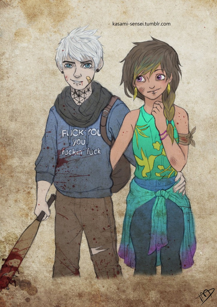 Jack Frost e a fadinha do dente