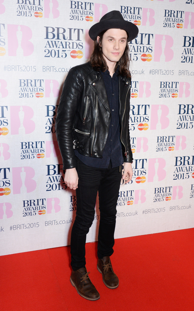 james-bay-brit-awards-2015