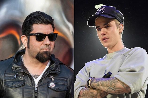 Chino-Moreno-Justin-Bieber