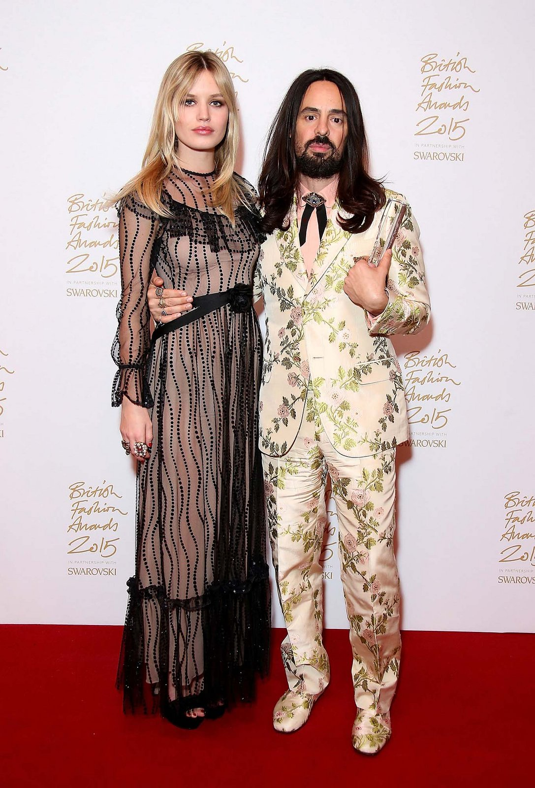 Georgia-May-Jagger-Alessandro-Michele-Gucci-at-the-British-Fashion-Awards-2015-in-partnership-with-Swarovski-Mike-Marsland-British-Fashion-Council