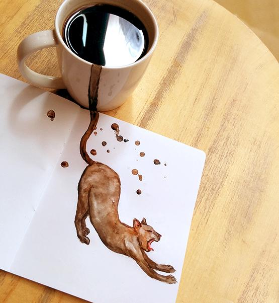 Aquele café que nos ajuda a acordar todos os dias