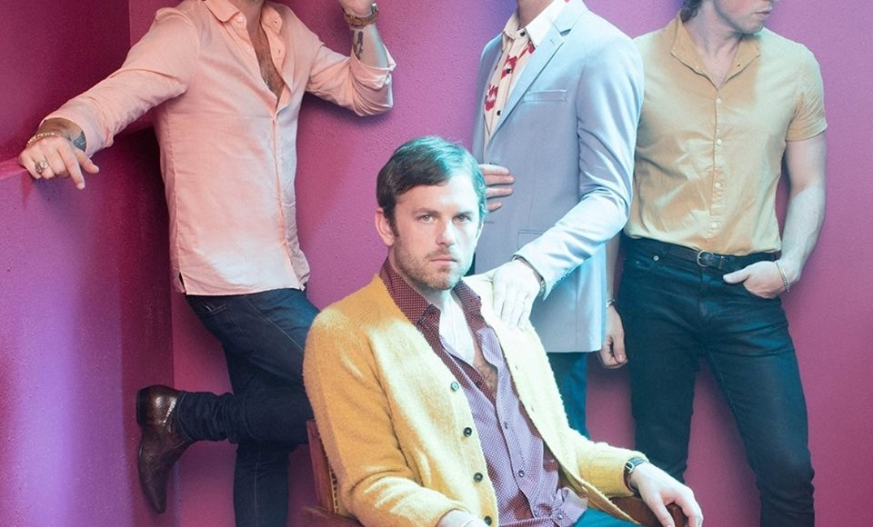 Kings of Leon solta infos sobre o novo álbum