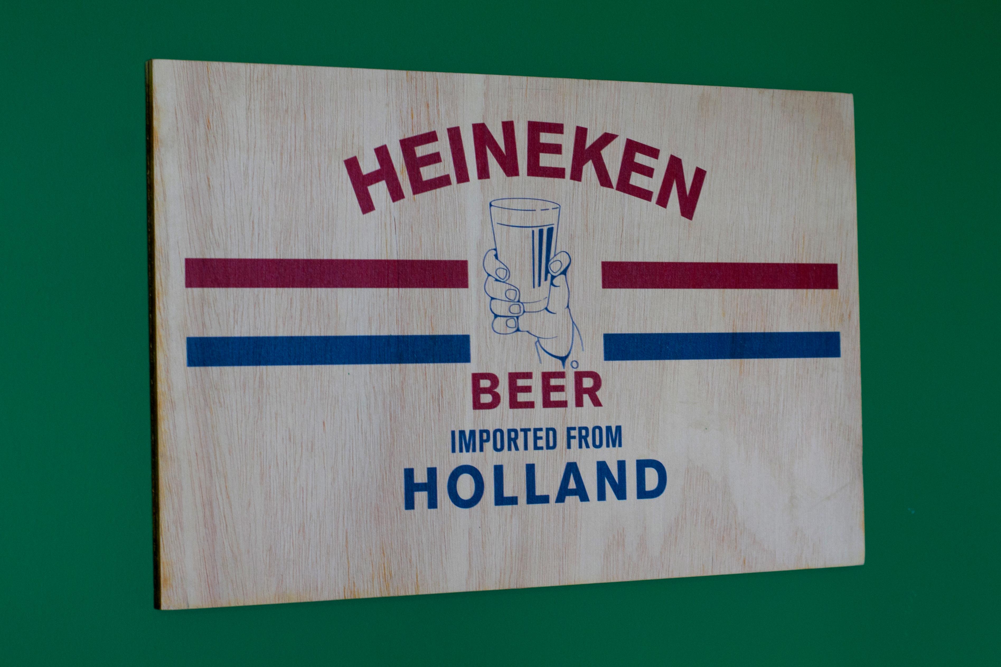 Heineken, sua lymda