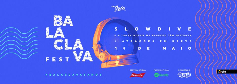 Mais distorção, por favor: o Balaclava Fest volta com Slowdive