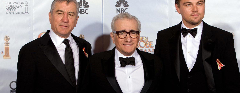 """Martin Scorsese, Leonardo DiCaprio e Robert De Niro unem forças outra vez para """"Killers Of The Flower Moon"""""""